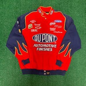 Vintage Nascar Jeff Gordon Racing Jacket Size XL